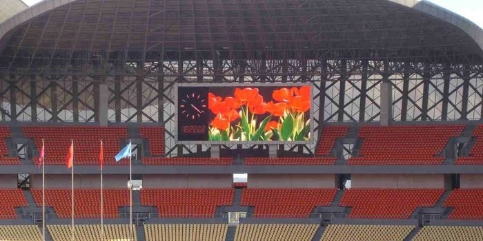 IP65 Waterproof P5 Stadium LED Screens For All Weather Condition Full HD